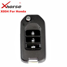 XHORSE VVDI2 For Honda Type Universal Remote Key 3 Buttons(China)