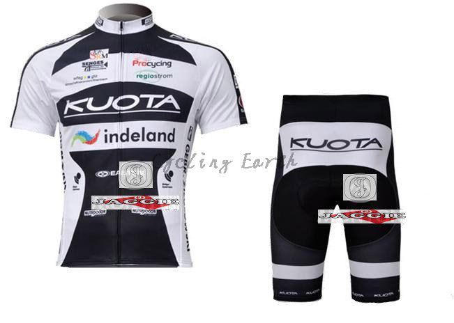 3D Silicone!!! 2010 KUOTA short sleeve cycling clothes short sleeve bicycle bike riding short jersey+pants<br><br>Aliexpress
