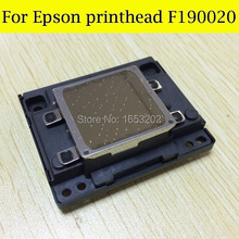4 Color Printhead For EPSON F190020 Printer Head Use For Epson ME80W 85ND 700FW 900WD 960FWD T40 TX600 TX610 TX550W Plotter
