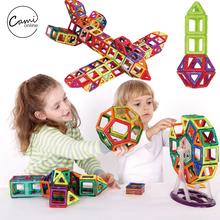 3D DIY Building Blocks Baby Toys Combination Magnetic Blocks Set Inspire Kit Learning Educational Creative Tots Toy(China)