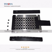 New For Lenovo ThinkPad T420 T520 W520 W/ Screws Hard Disk Drive HD Caddy Rubber Rails 7.0 MM to 9.5 MM 04W1640(China)