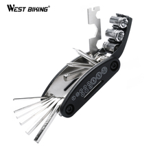 Buy WEST BIKING Bike Multi Repair Ferramenta Kit MTB Spoke Wrench Screwdriver Cycling Bicycle Tire Repair Maintenance Tools Sets for $5.82 in AliExpress store