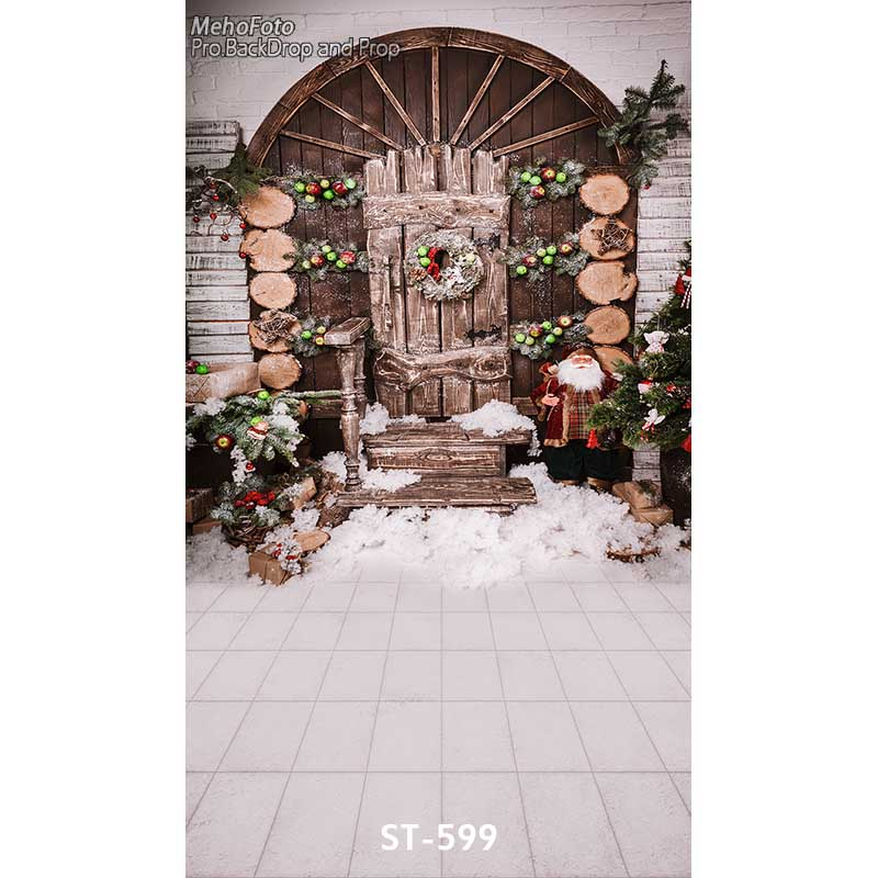Vinyl photography backgrounds Computer Printed children Christmas Photography backdrops for Photo studio ST-599<br><br>Aliexpress