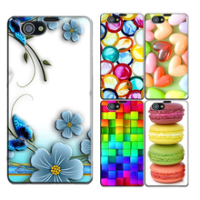 Buy Phone Case Sony Xperia Z1 Compact / Z1 Mini M51W D5503 Colorful Printing Hard Plastic Back Cover Original Capa Print Cases for $4.98 in AliExpress store
