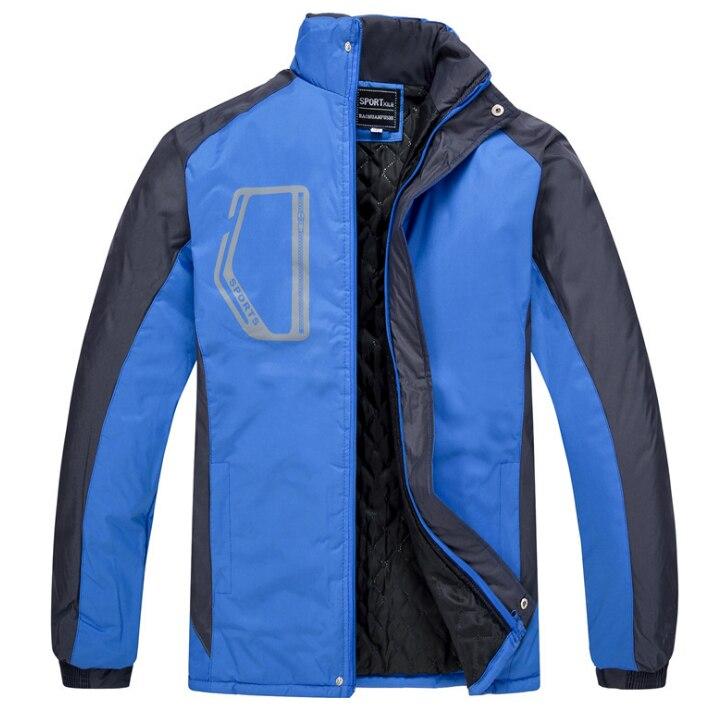 Winter explosion men's cotton men's plus cotton padded cotton outdoor jacket