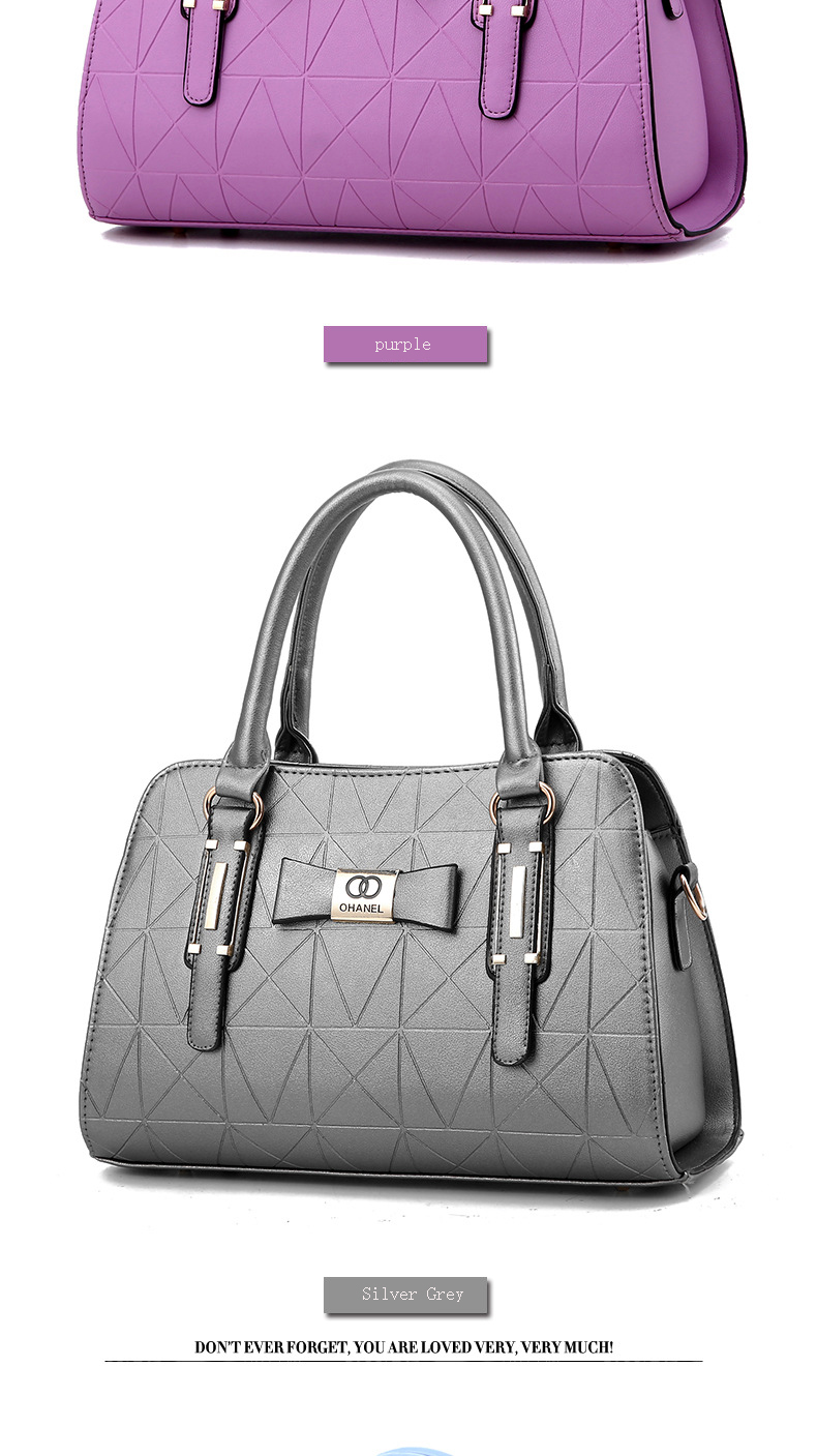 MICKY KEN Hot Sale Fashion Women Leather Handbag 11