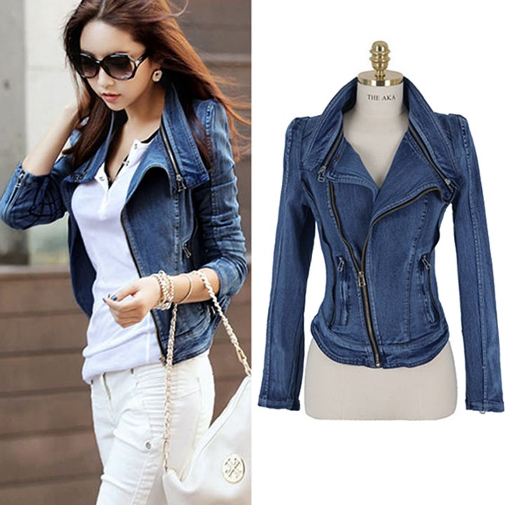 Punk Denim Jackets Promotion-Shop for Promotional Punk Denim ...