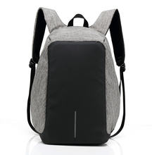 New Design laptop Anti-theft backpack Security travel bag Multi function with USB charge for all tablet pc notebook cell phone