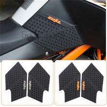 New Tank Traction Pads Side Gas Knee Grip Decal Protector Fit For KTM DUKE 125 DUKE 200 DUKE 390 Motorcycle Accessories(China)