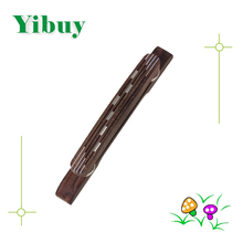 Yibuy Adjustable Floating Bridge Rosewood for 6 String Archtop Jazz Guitar