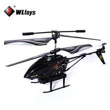 Original WLtoys S977 RC Drone 3.5 CH Radio RC Helicopter with HD Camera 0.3MP Remote Control Helicopter Toy Gift for Kids(China)