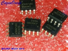 in stock can pay OB5269CP OB5269 green mode PWM control of high voltage SOP-8(China)