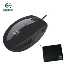 Logitech LS1 Wired Gaming Mouse Laser Ergonomic Rechargeable Noiseless USB Cable for Laptop PC Support Official Test + Free Gift