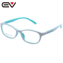Fashion Baby Kids Toddler Acetate Optical Eyeglasses Frames Girls Boys Children's Spring Hinge Eyewear Frames 4 Color EV1390
