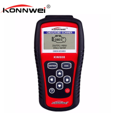 KONNWEI KW808 Universal Car OBDII EOBD Code Reader Scanner OBD2 Diagnosis Scan Tool OBD 2 II PK Maxiscan MS509 ODB ODB2 Scaner(China)