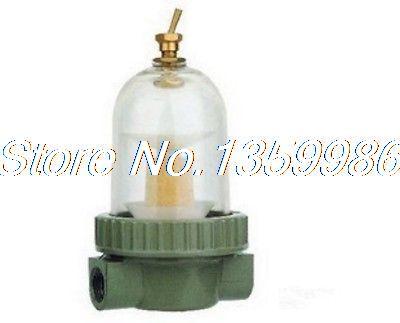 1pcs QSL-10 3/8 BSPT Compressed Air Pneumatic Filter 1800 L/min<br>