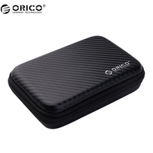 ORICO 2.5 inch External Hard Drive Protection Bag for External 2.5 inch Hard Drive/Earphone/U Disk Hard Disk Drive Case(China)