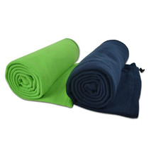 Outdoor Ultralight Fleece Sleeping Bag Liner Envelope Style Anti-Pilling Multifunctions Sleeping Bag For Camping Outdoor(China)