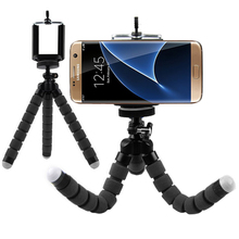 Flexible Octopus Leg Phone Holder Smartphone Accessories Stand Support Mobile Tripod for Samsung Galaxy A3 A5 A7 2017 A320 A520(China)