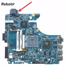 Reboto A1830925A For Sony VPCCB Series Laptop Motherboard V061 REV:1.1 1P-0113J00-8011(China)