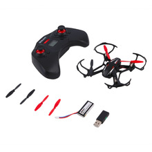 New UDI RC U27 2.4Ghz 4 Channel 4 AXIS Remote Control Quadcopter Free Loop(China)
