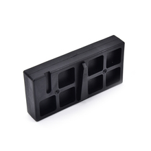 Drop Shipping 1PC Gun Smith Tool Vise Block for Clamping AR15 Rifle Lower Receiver for Airsoft of Hunting Accessories(China)