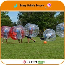 Good Quality TPU Inflatable Bubble Soccer Suit With Factory Price,Loopy Ball,Bumper Ball For Sale