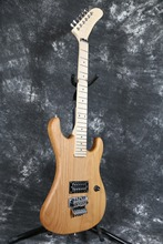 Export Factory quality Mahogany body unfinished kramer 5150 Electric guitar kit Guitarra all color Accept(China)