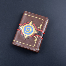 Save a lot of money HearthStone 11*8cm Super light 0.1kg Compact Wallet purse boxed  free shipping mini gift best for teenager