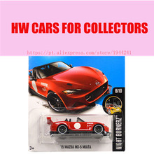 Toy cars 2016 New Hot 1:64 cars Wheels mazda mx5 miata Models Metal Diecast Car Collection Kids Toys Vehicle Juguetes