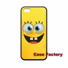 Cell phone SpongeBob SquarePants For Moto X1 X2 G1 G2 Razr D1 D3 HTC One X S M7 M8 mini M9 Plus Desire 820 Samsung