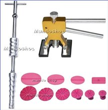 PDR Dent lifter slide hammer Puller Paintless Dent Repair / Removal Body Tool PDR Glue Tab Puller Pulling Tabs