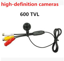 600TVL CMOS 1080 micro hd security mini cctv camera Hd high-definition Audio video Night vision without red mini camera
