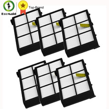 Buy 6pcs Hepa Filter Replacement irobot Roomba 800 & 900 series 870 880 980 Vacuum Cleaners Filters Kits Cleaning Tool for $9.27 in AliExpress store