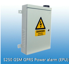 GSM GPRS Power station Alarm GSM/GPRS outdoor Alarm & Control Panel S250 GSM Power solar power monitoring system