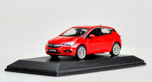 Special offer Factory 1:43 Opel Astra Alloy car models Favorites Model
