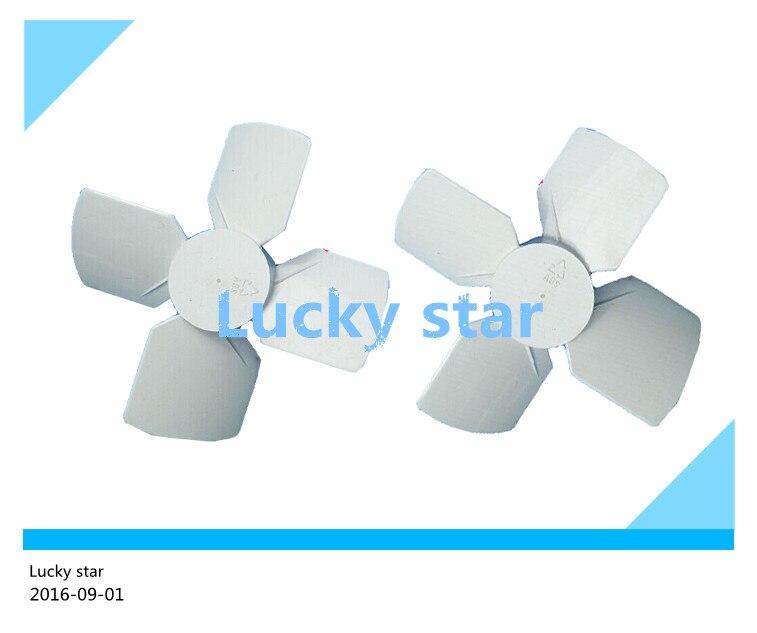 100% new for good working High-quality for refrigerator KK22E28TI EM2108L-423 CL fan blade 2pcs/lot<br><br>Aliexpress
