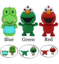 frog USB Flash Drive 4gb 8g 16g 32g 64g Pendrive 128gb Memory Stick/thumb tiny U Disk