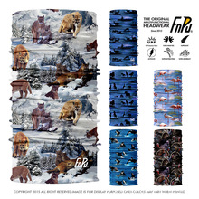 EXPRESS SHIPPING 3D Styles Bird Outdoor Multifunctional Seamless Tube Bandana Cycling Magic Headband Animal Horse Scarf Bandana
