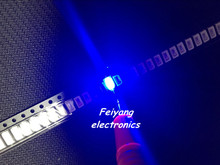 100pcs 5730/5630 SMD Blue LED Light Emitting Diode SMD LED 5730 blue Surface Mount Led 460-470NM 3.0-3.6V Ultra Birght Led