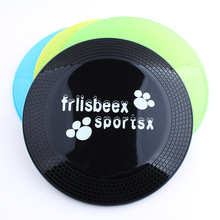 Pet Dog puppy Chew Toys Environmental protection plastic rubber cartoon Frisbee Dog Trainings Supplies Pet Products Accessories(China)