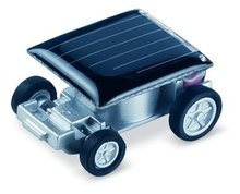 LeadingStar World's Smallest Solar Powered Car Educational Solar Powered Toy Great Children Gift