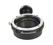 Buy AF Auto Focus Lens Mount Ring Adapter EOS EF EF-s Lens & Canon EOS M M2 M3 M10 Mount Camera Body EOS-EOSM EF-EOS M for $33.14 in AliExpress store