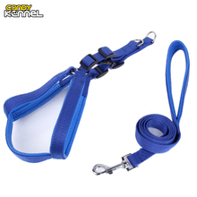 CANDY KENNEL Pet Harness Leash Set Training Walking Leads For Medium Large Dog D1076(China)