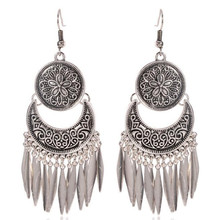 Special seaside holiday jewelry earrings new design earrings wholesale hot explosion models H83