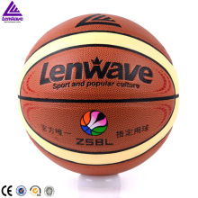 7 # tennis basketball leather ball and free gift bag + needle lenwave basketball for training level basketball and popular crowd