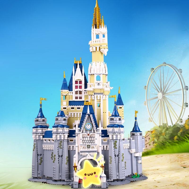 Lepin-Girl-Series-Cinderella-Princess-Castle-City-set-Compatible-71040-Model-Building-Block-DIY-Toy-Birthday (3)