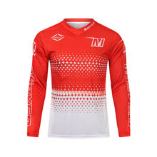 Pro Team Long Sleeve Downhill Jersey Men s MTB Off Road Cycling Clothing  BMX DH Motocross Racing Motorcycle Clothes Customized 78521676c