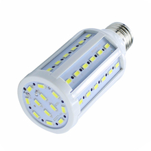 J8 New SMD 5730 E14 E26 E27 B15 B22 LED 15W bulb lamp 86leds, Corn Bulb Light AC165-265V - SuperLed Store store