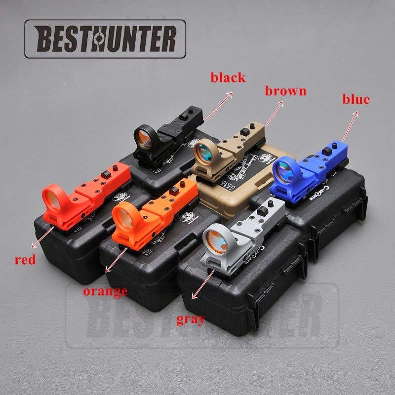 Tactical Red Dot riflescope Reflex Sight Fit Shotguns Rib Rail Hunting Shooting Sniper Gear For Air Soft Rifle<br><br>Aliexpress